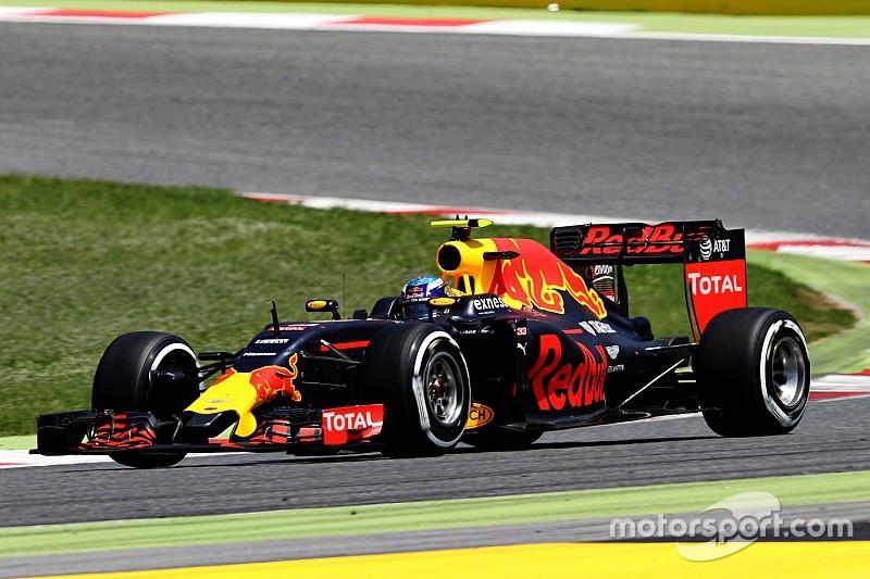 Verstappen el más rápido en la sesión de la mañana