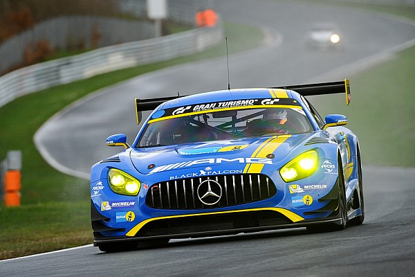 Team Black Falcon will be fighting for their second win at the 24H of Nürburgring