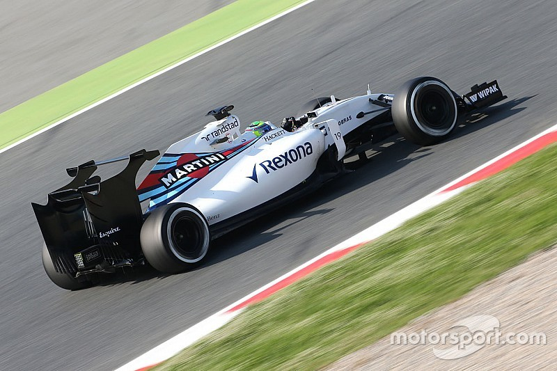 Williams heeft focus nu al verlegd naar 2017-bolide