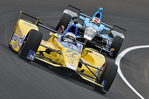 IndyCar Antrenman raporu Indy 500: Andretti en hızlı, Honda ve Chevrolet arasında sivrilen yok