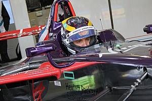 Формула E Отчет о квалификации Вернь завоевал поул на улицах Берлина