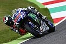 """Lorenzo sobre Rossi: """"Buscar una rueda es como copiar en un examen"""""""