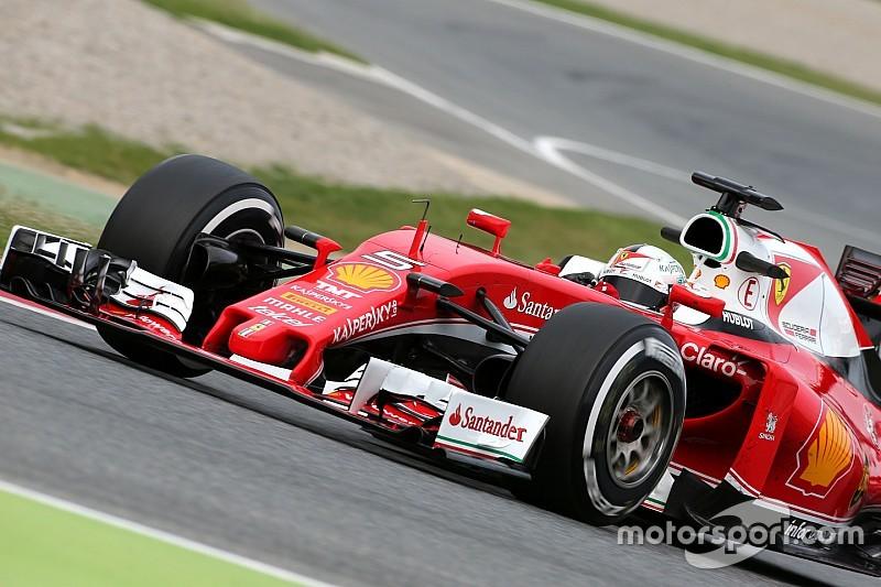 Феттель ожидает сильного выступления Ferrari в Монако