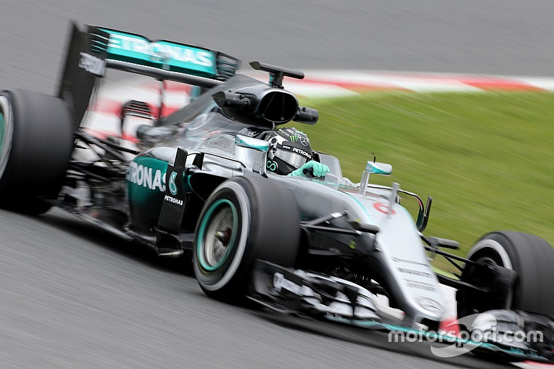 """Mercedes pretende """"devolver el duro golpe"""" de Barcelona en Mónaco"""