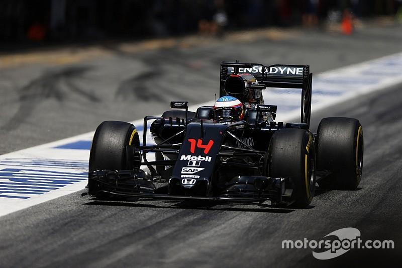 Alonso, con nuevo motor en el Gran Premio Mónaco