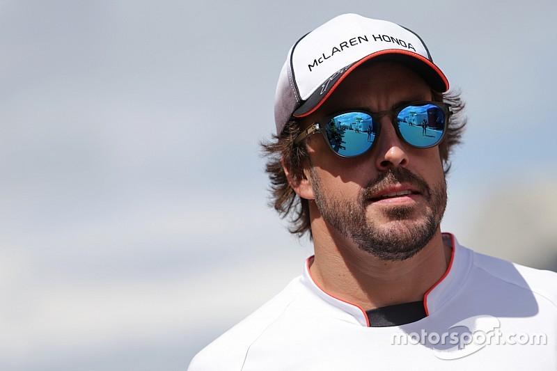 """Alonso: """"La Ferrari? Competitiva, ma manca sempre un pezzo!"""""""