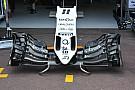 Breve análisis técnico: Force India VJM09 alerón delantero