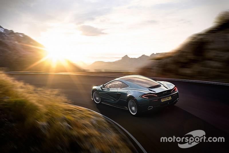 McLaren 570GT, il nome dice tutto. O quasi