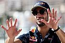 Para Ricciardo, la clave estuvo en la confianza y no en el motor