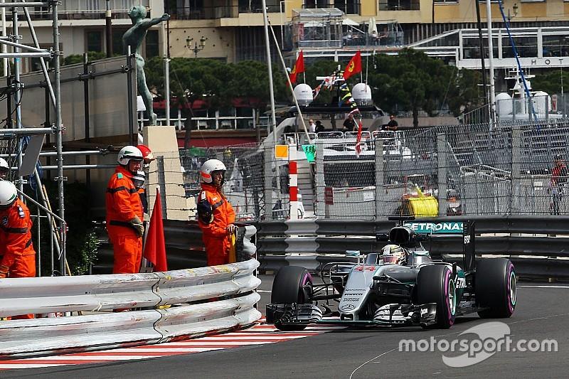 На треку в Монако змінили конфігурацію відбійників в районі басейну