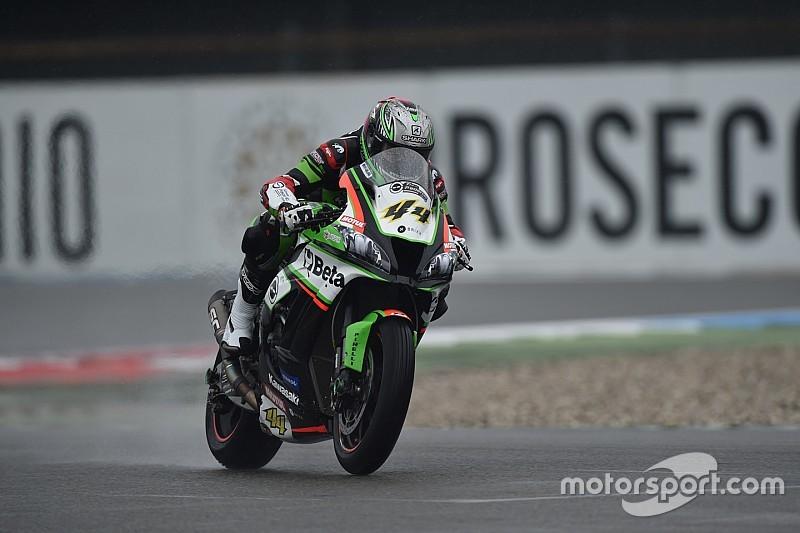 """Lucas Mahias """"unfit"""": non potrà correre a Donington con Yamaha"""