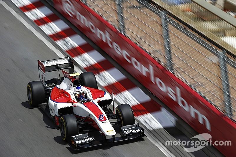 Sirotkin hace la pole en Mónaco