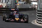 La Toro Rosso vola nelle libere di Monaco: Kvyat 5° e Sainz Jr 6°
