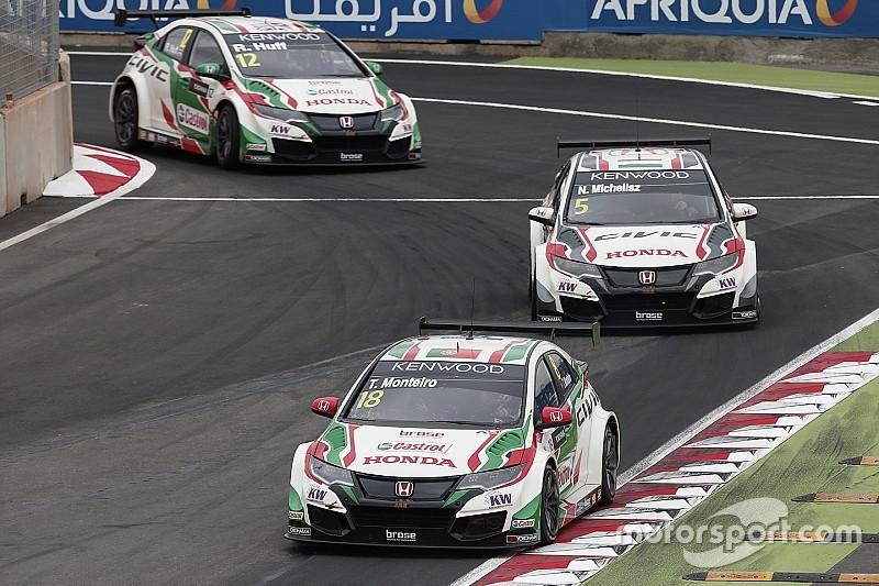 Результаты Honda в Венгрии и Марокко аннулированы