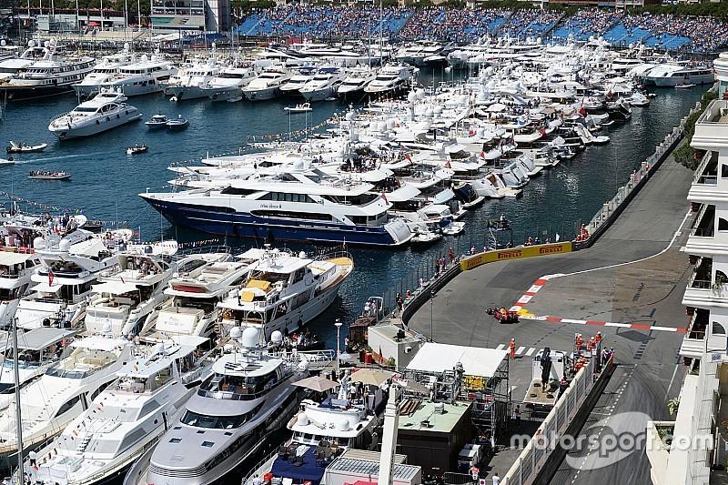 Gran Premio de Mónaco: La parrilla de salida
