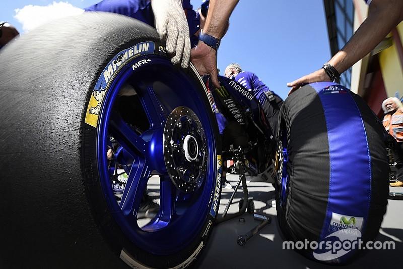 Michelin trae tres compuestos delanteros y tres traseros asimétricos a Barcelona