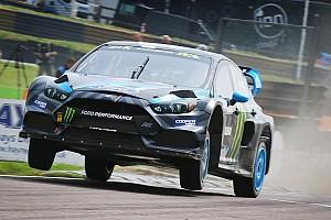 World Rallycross Actualités Une performance de bon augure pour la Ford Focus RS