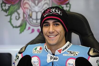 突发:24岁Moto2车手萨罗姆在巴塞罗那事故中遇难