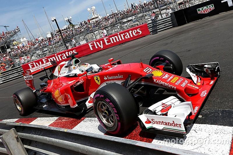 Ferrari: in Canada nuovo turbo e sospensione posteriore modificata