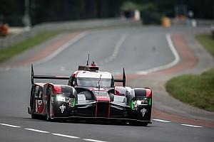 Le Mans Reporte de pruebas Audi domina en Le Mans, con García y Merhi liderando sus equipos