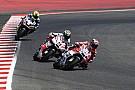 دوفيزيوزو يلقي باللوم على مشاكل الإطار الخلفي في سباق كتالونيا