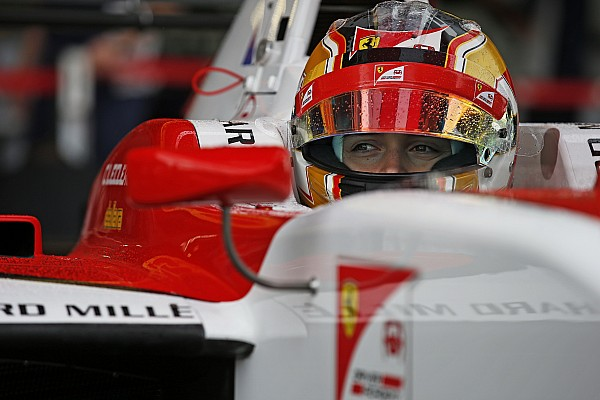 Leclerc domina el primer día de test de GP3 en Austria