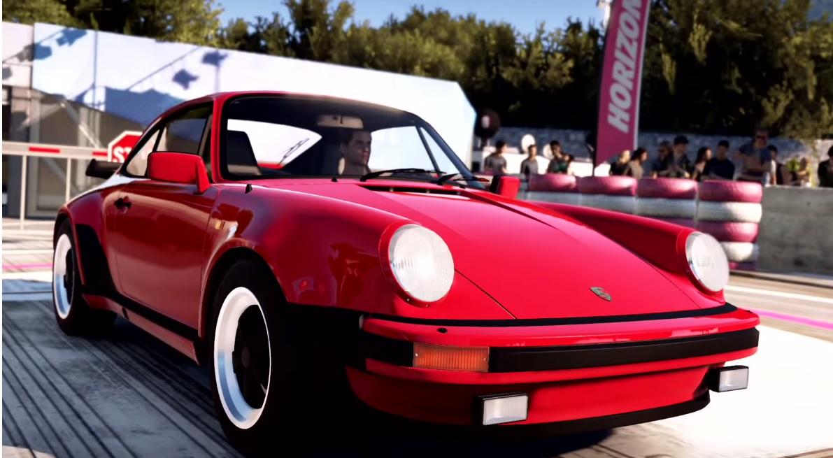 Forza Horizon 2: Egy igazi legenda a játékban! Porsche 911 Turbo 3.3