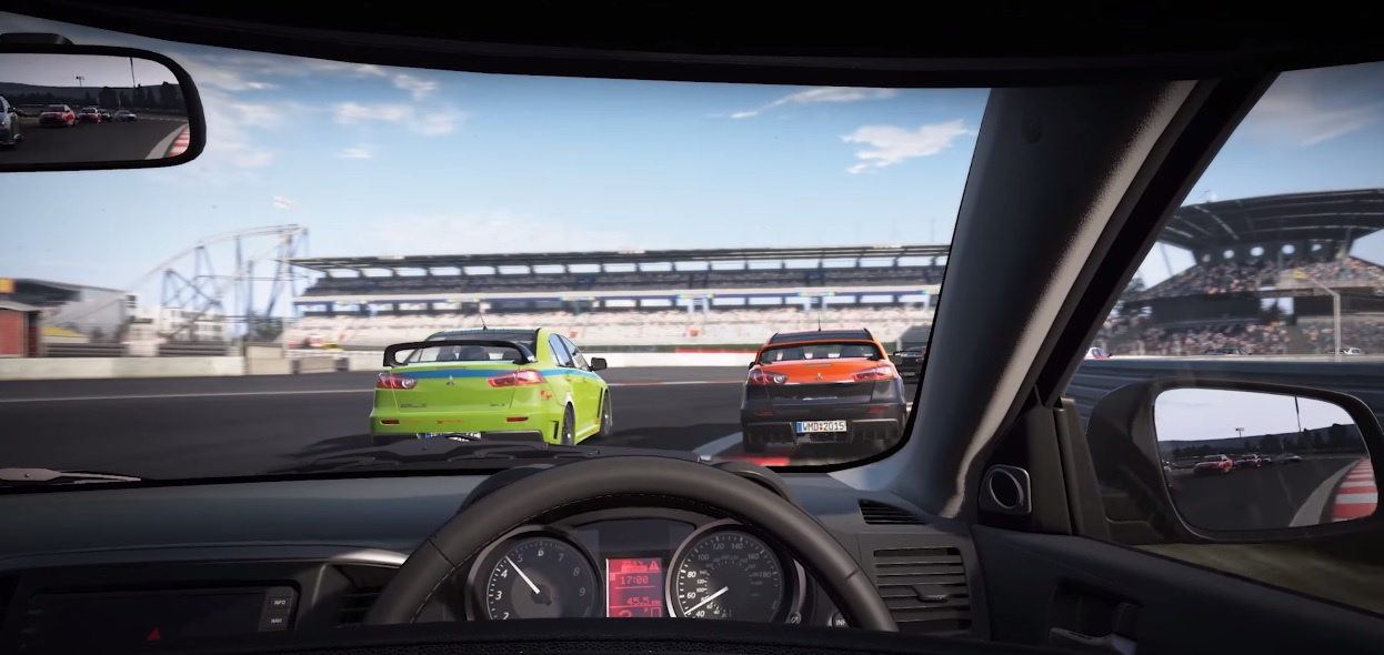 Project CARS: Ilyen durva grafikával a szimulátoros játék