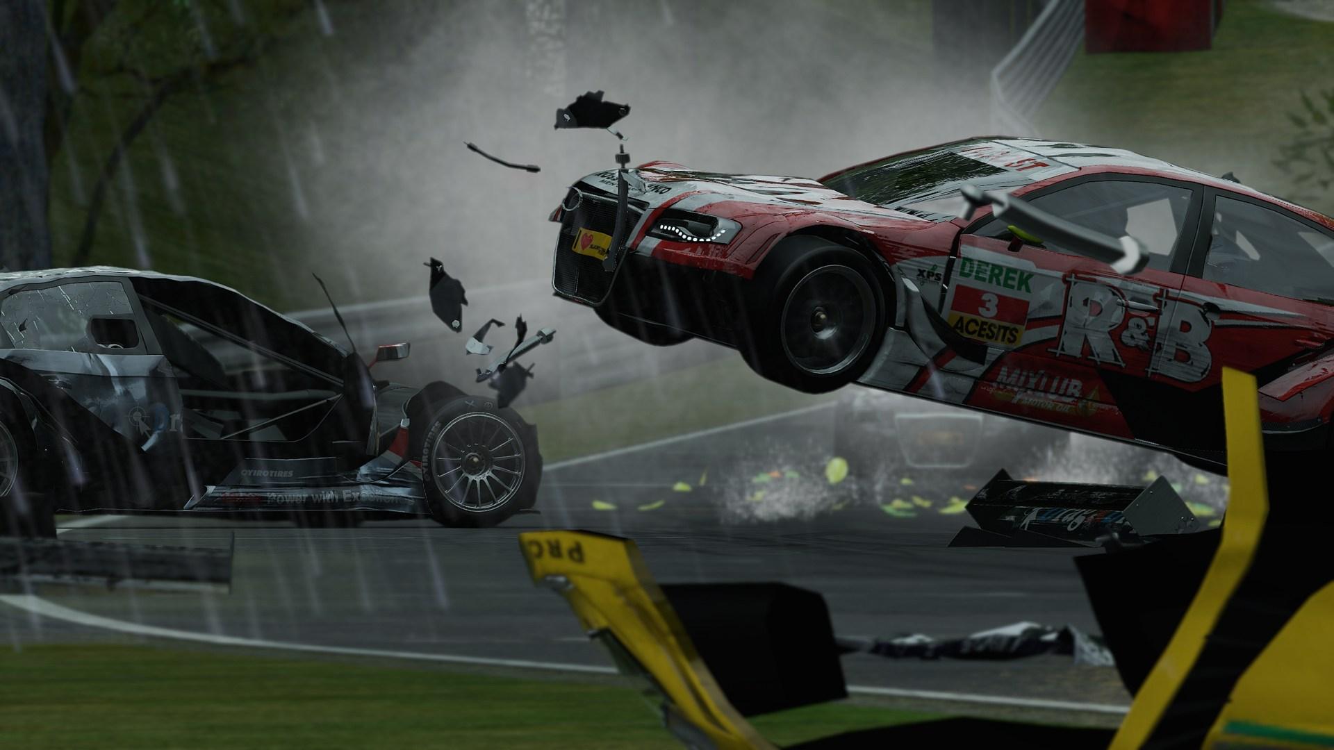 Project CARS a valóság ellen: Porsche 997 GT3 – Oschersleben