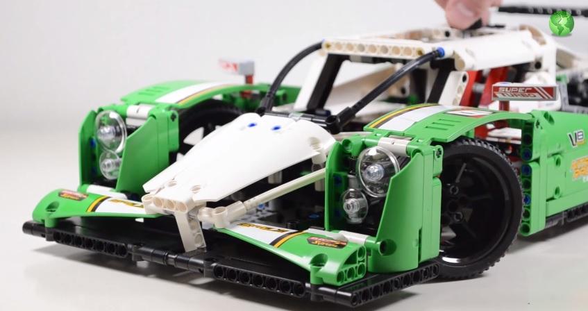 Egy Lego Technic, amit inkább magadnak vennél meg, mint a gyerekednek