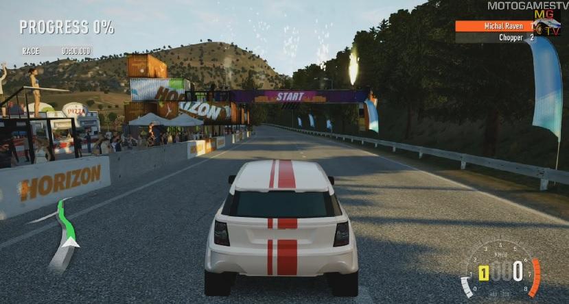 Forza Horizon 2: Féktelen száguldás Xbox 360-on