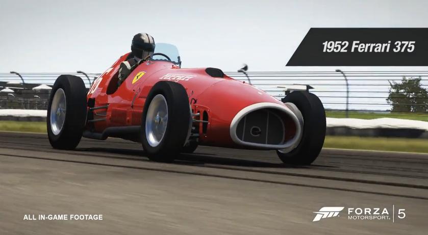 Forza Motorsport 5: Brutál autók érkeznek a játékhoz