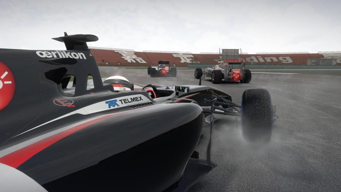 F1 2014: Grafikailag semmit sem fejlődött a játék? Sőt, visszafejlődött?