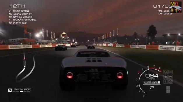 GRID Autosport: Csapatás egy igazi állattal! Ford GT40 MK1