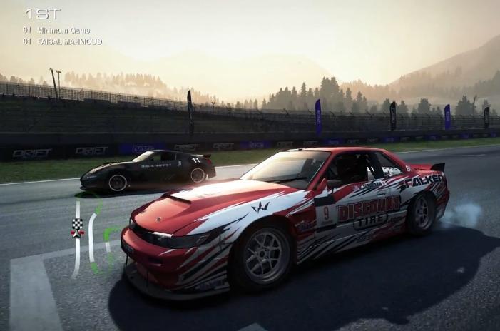 GRID Autosport: Ilyen a drift a játékban