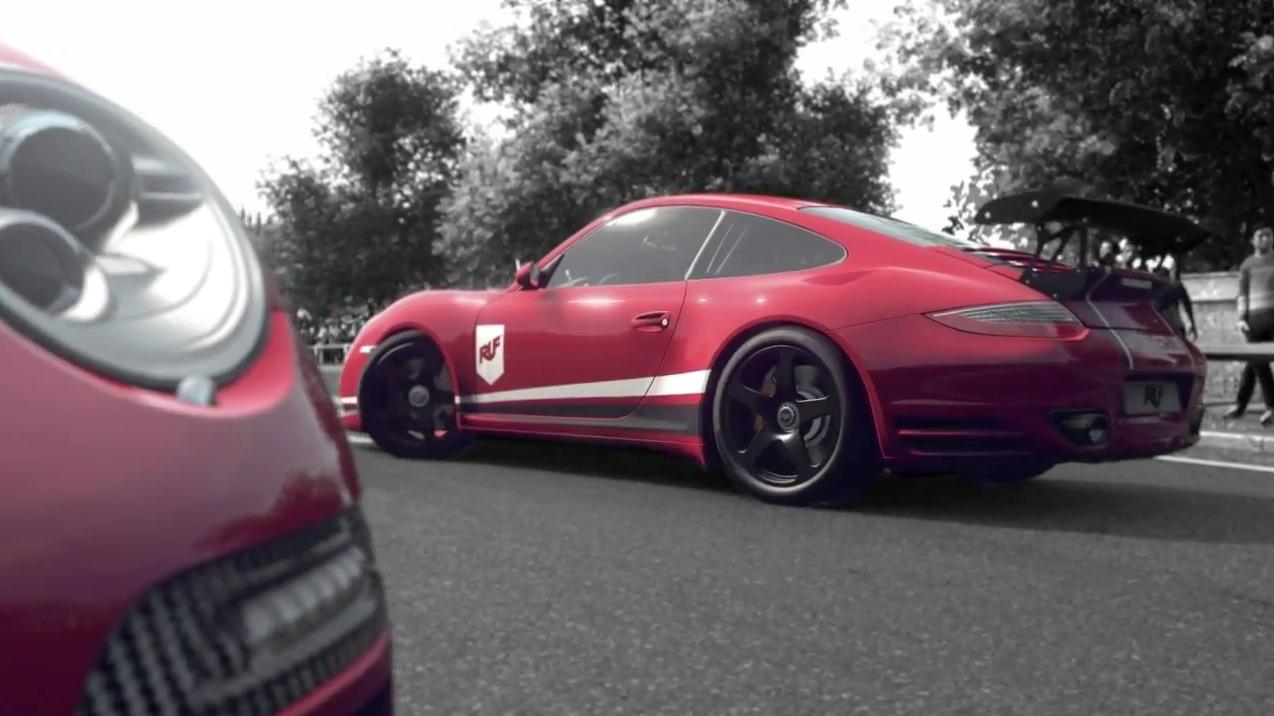 Driveclub: Száguldás egy RUF RT12 R volánja mögött