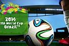 2014 FIFA World Cup Brazil: Brazília Anglia ellen