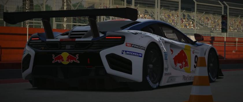 Assetto Corsa: A csodálatos McLaren MP4-12C GT3