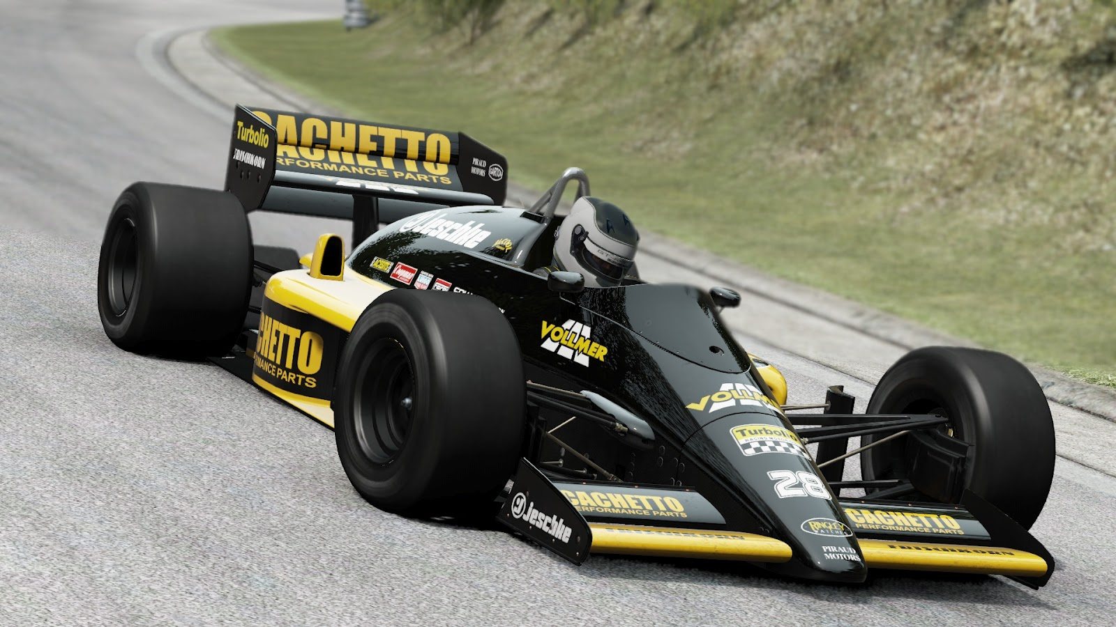 Project CARS: Fantasztikus grafika és F1-es élmény