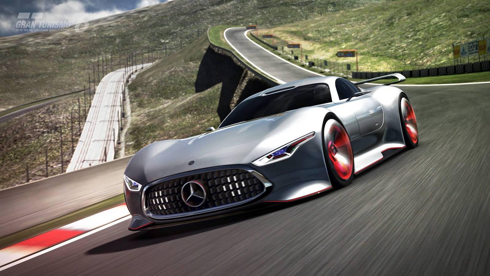 Gran Turismo 6: Mercedes AMG VGT Racing Series