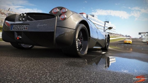 World of Speed bejelentés - free-to-play autós MMO, a NFS: Shift alkotóitól