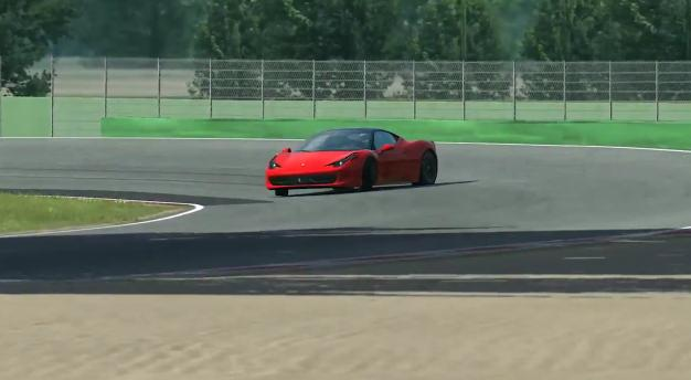 Assetto Corsa: Keményen lehet driftelni a játékban