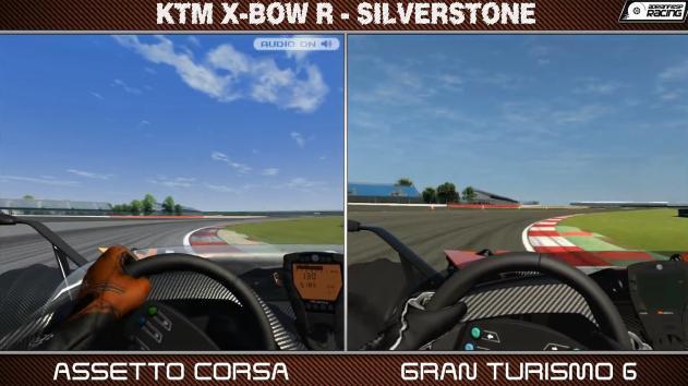 Gran Turismo 6 Vs. Assetto Corsa: Egymás ellen a két rivális
