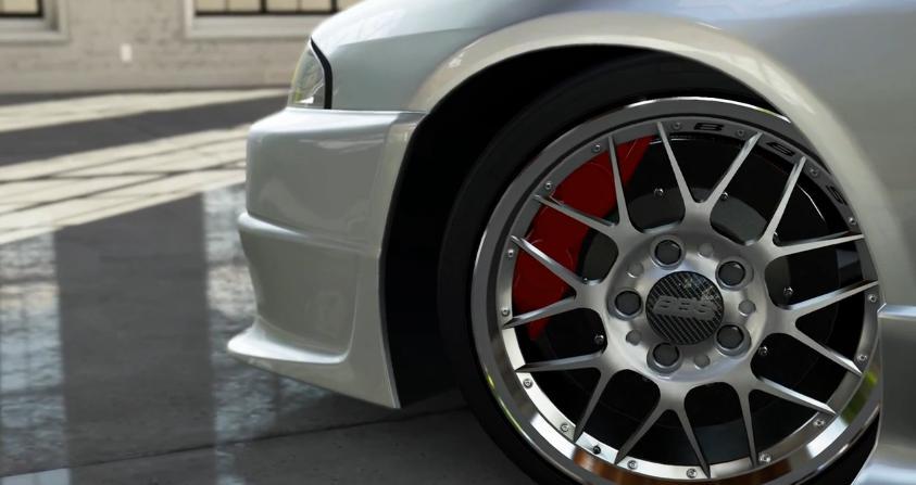 Forza Motorsport 5: Száguldás egy Nissan R33 GTR-rel