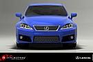 Simraceway: Elérhető a Lexus IS F - Galéria
