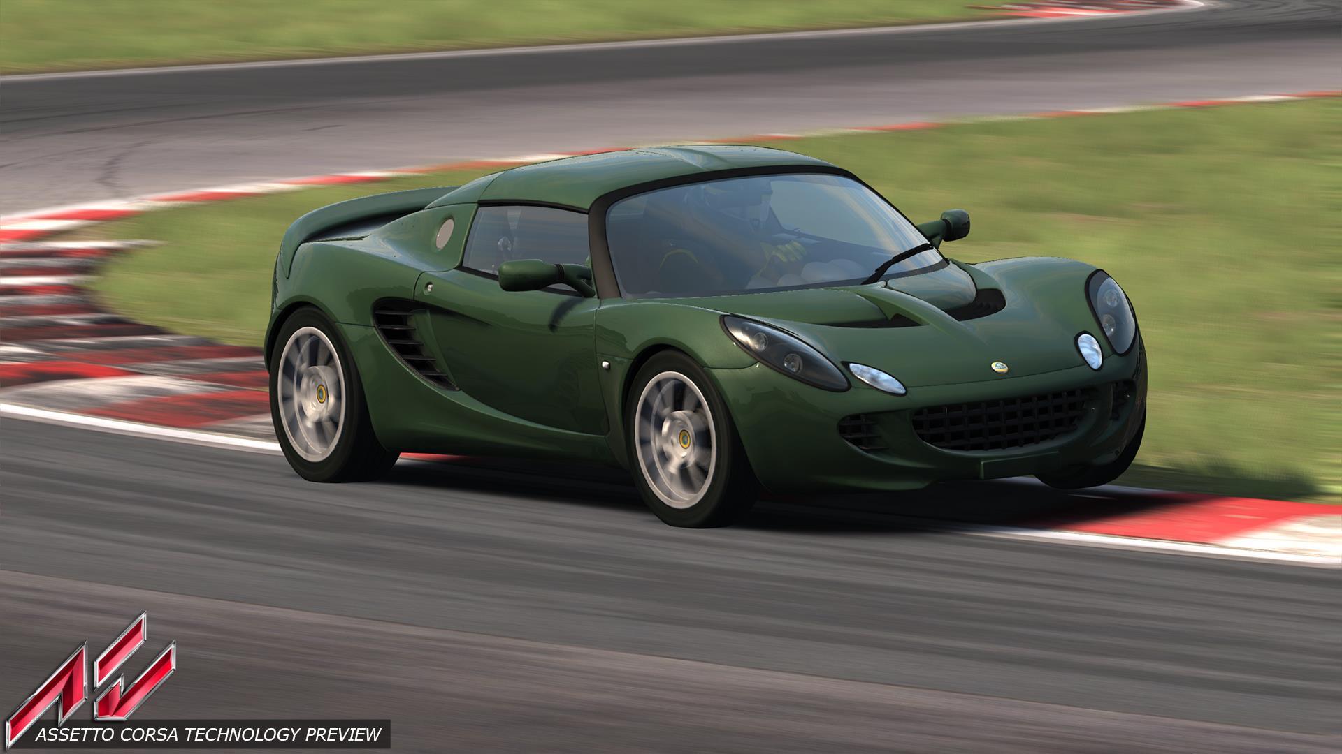Assetto Corsa: Így szól a Lotus Elise