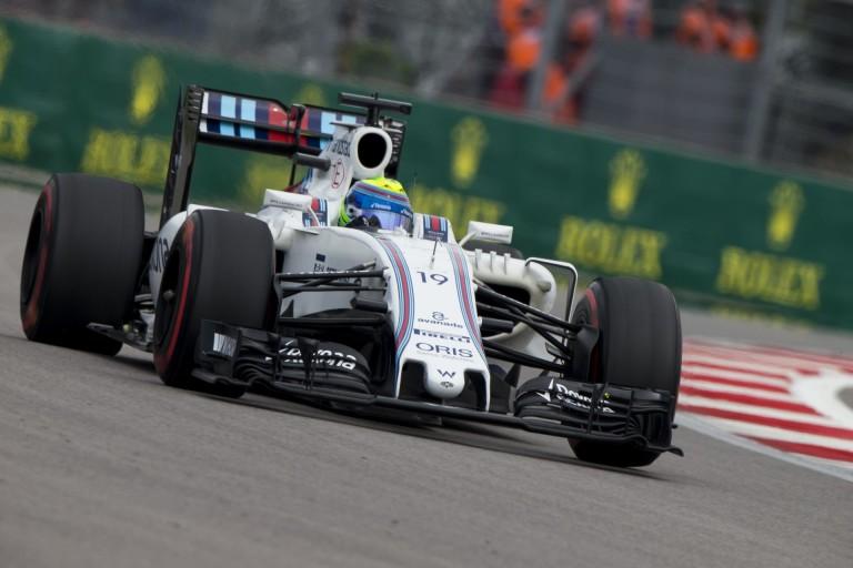 Hihetetlen: Szocsiban is a Williams volt a leggyorsabb a kerékcseréknél