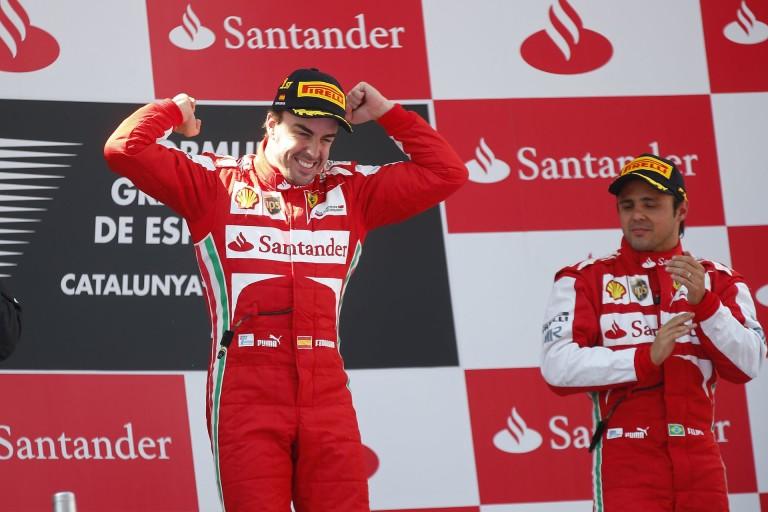 3 éve ezen a napon Alonso nyert Barcelonában a Ferrarival: hát most nem fog…