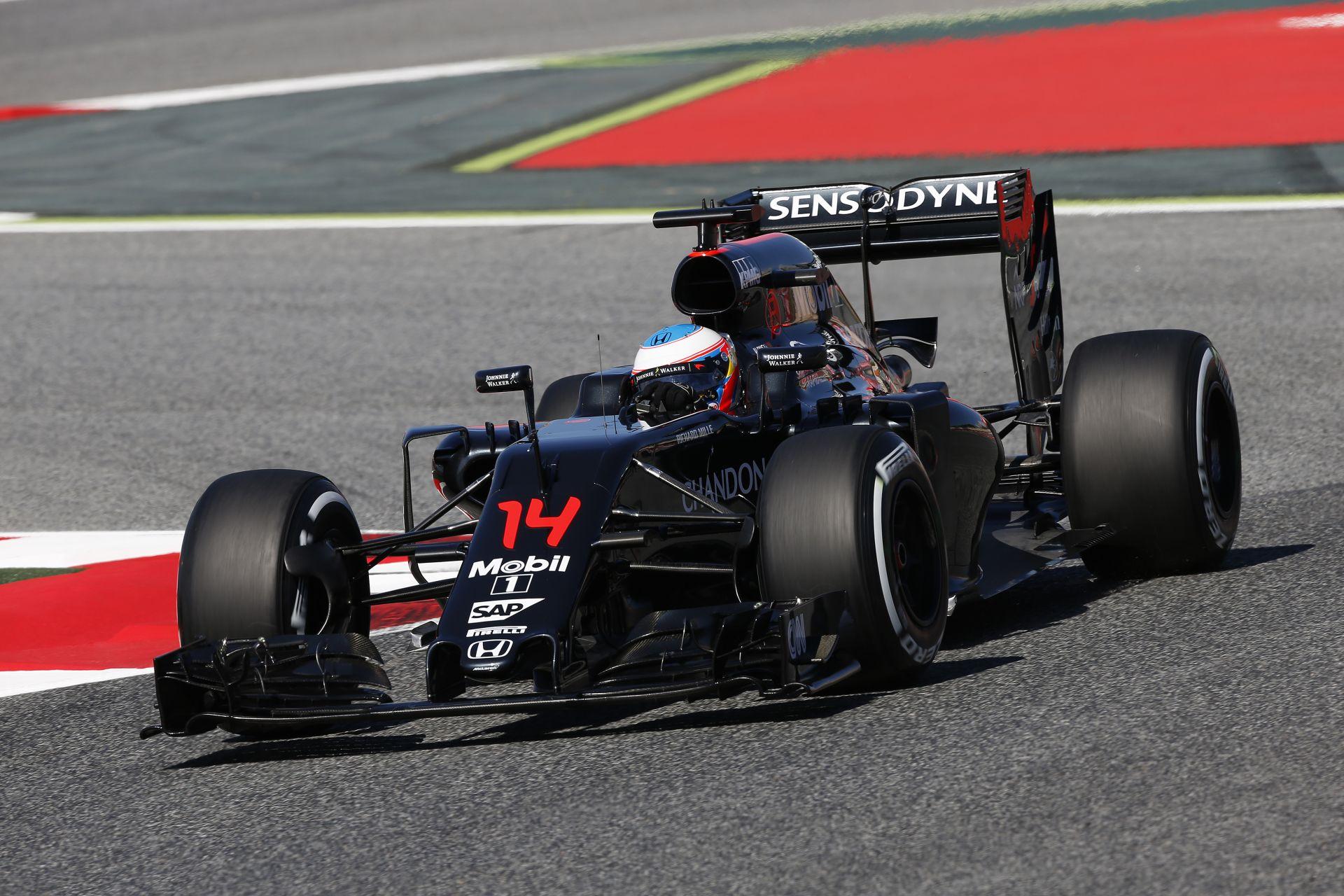 Alonso: túl régóta néztem a tévén keresztül a Q3-at