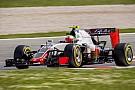 Nullás hétvége a Haas-tól Barcelonában: csalódott versenyzők